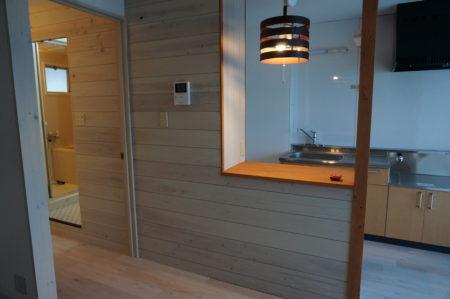 賃貸アパート 内装リノベーション
